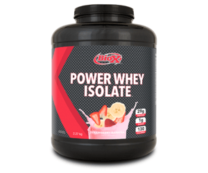 Power Whey Isolate