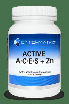 Active A.C.E.S. + Zinc bodycrafters