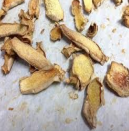Wei Jiang 煨姜 Roasted Rhizoma Gingiberis