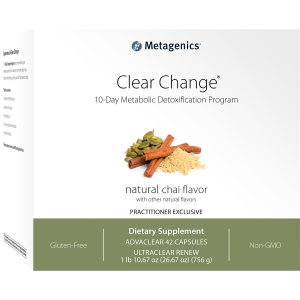 Clear Change® 10 Day Program with UltraClear® RENEW 1