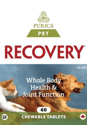 PURICA Pet Recovery 60