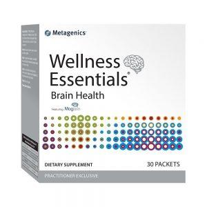 Wellness Essentials Brain Health Metagenics