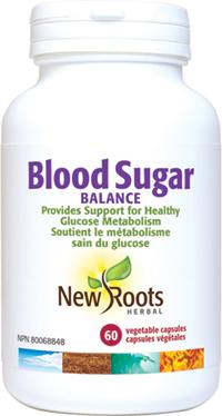 Blood Sugar Balance 60 Vcaps