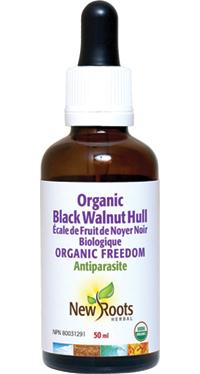 Black Walnut Hull Organic 50ml