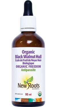 Black Walnut Hull Organic 95ml