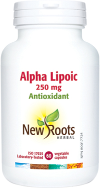 Alpha Lipoic 250mg
