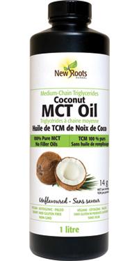 Coconut MCT Oil 1L