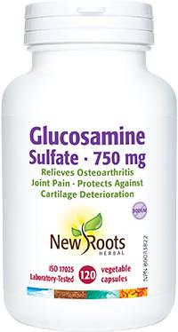 Glucosamine Sulfate 750 mg 120 caps