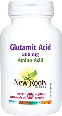 Glutamic Acid 500 mg