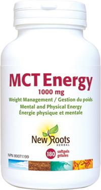 MCT Energy 180 caps
